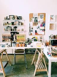 Studio Tour with Lisa Congdon / sfgirlbybay. Art Studio DecorArt ...