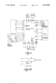 patent us5173843 fan control and diode interlock for electric patent drawing