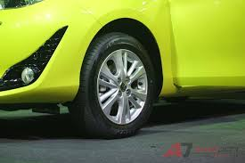 2018 toyota yaris thailand. perfect toyota 2018 toyota yaris thailand live images alloy wheel with toyota yaris thailand a