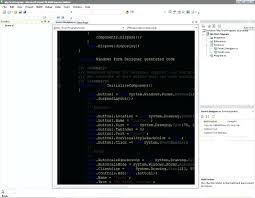 can you change the colour of your facebook page making visual studio editor have a colored