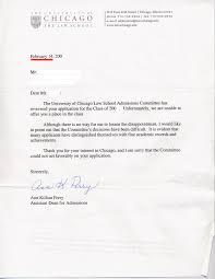 rejection job application letter sample cipanewsletter letter of rejection crna cover letter