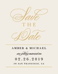 Blank Save The Date Cards Save The Date Cards Match Your Colors Style Free Basic Invite