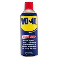 wd 40 multi use lubricant 300g