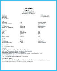 example of acting resume shopgrat resume sample template acting resume example windows office resume templates acting