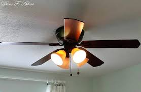 glass ceiling fans ceiling fan seeded glass ceiling fan light kit