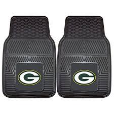 green car floor mats. FANMATS NFL Green Bay Packers Vinyl Heavy Duty Car Mat Green Car Floor Mats