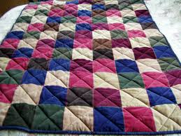 A Tale of Two Quilters: Corduroy Squares Quilt & Corduroy Squares Quilt Adamdwight.com