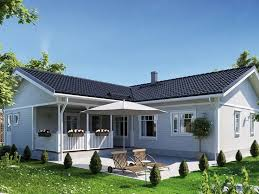 Prefabricated house  Nova 143  price + VAT - Norges Hus Nova is our  factory's new product line, which combines our already well-known