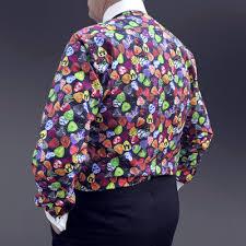 Patterned Dress Shirts Custom New Patterned Back Dress Shirts Montague Jeffery