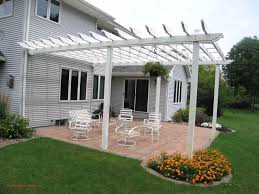 top result build pergola on concrete patio luxury how much does it cost to build a