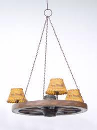 Wagen Wiel Hang Lamp Rio Grande Int