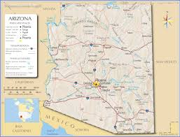 You may also be interested in single family homes and condo/townhomes for sale in popular zip codes like 85118, 85501, or three bedroom homes for. Map Of The State Of Arizona Usa Nations Online Project
