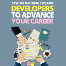 resume post tips for writing a great software developer resume