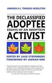 the declassified adoptee essays of an adoption activist by amanda  18662814