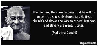Slavery Quotes Extraordinary 48 Best Quotes About Slavery Slavery Quotes QuotesOnImages