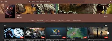 dota 2 live streams dota 2 live via reddit twitch youtube