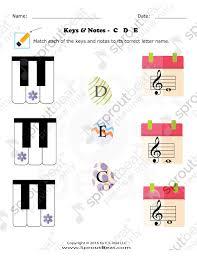 Fun Music Theory Worksheets - Checks Worksheet