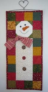Mrs Sew n' Sew: Little Snowman Wall Hanging...Adorable ... & Mrs Sew n' Sew: Little Snowman Wall Hanging...Adorable! Christmas Sewing  IdeasEasy Christmas Quilt ... Adamdwight.com