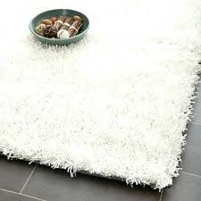 white rug ikea area rugs off cream furry fuzzy floor hand tufted silken blue and white rug ikea