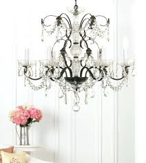 wide crystal chandelier wide crystal chandelier luminous collection 48 wide crystal chandelier