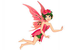 <b>Beautiful flower fairy</b> Vector   Premium Download