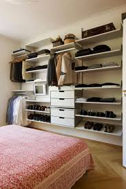 bedroom  wardrobe systems  gallery   universal shelving