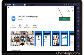 The zoom app is available as a free download here. Zoom App Download For Pc Windows 10 8 1 8 7 Mac Free Install