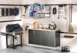 metal garage storage cabinets. wall mounted black metal garage storage cabinet with stainless steel handle and accessories shelf plus hooks ideas for small spaces cabinets s