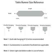 table runner size sizes for best runners inspiring high resolution wallpaper 60 round