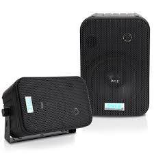 pyle pdwr50b home and office home speakers sound and recording home