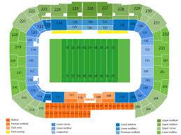 Red Bull Arena Seating Chart Sports Simplyitickets