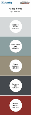 My Personal Color Palette Dutchboy Menards Simplyyours