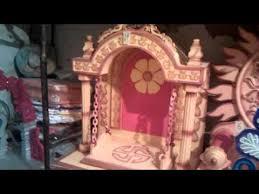 om ganpati decorations youtube