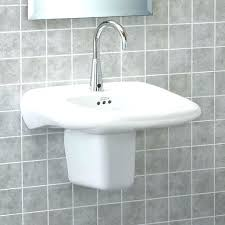 american standard lucerne. Interesting Standard American Standard Lucerne Wall Mount Sink Home Bathroom In White  Revit Throughout American Standard Lucerne R