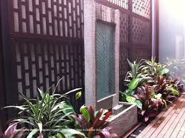 Small Picture Small Courtyard Garden Asian Patio Melbourne by Bespoke