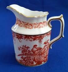 <b>Royal Crown</b> Derby Red Aves Mini Creamer/Vintage Mini Creamer ...