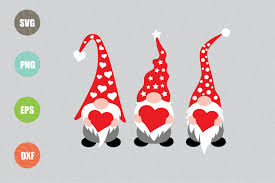 2,000+ vectors, stock photos & psd files. These Three Gnomes Holding Hearts Svg Files Are Perfect For Shirts Mugs Home Decor Tumblers Cards Party Decor And More In 2020 Svg Free Clip Art Graphic