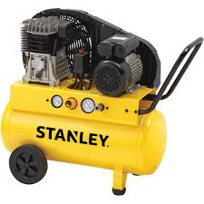 stanley air compressor belt drive 2 5hp 190lpm