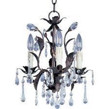 grove mini chandelier maxim lighting