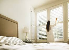 Adding Style To Your Home With Modern Window BlindsBlinds In Bedroom Window