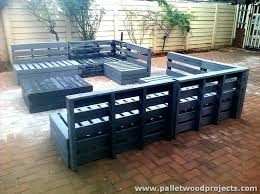 pallet furniture pinterest. Interior, Pallet Patio Furniture Pinterest Pallets Innovative Glamorous Present 6: