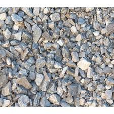 Large decorative rocks Mulch Oldcastle 033cu Yd Offwhite Drainage Rock Lowes Rock At Lowescom
