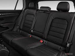 2017 volkswagen gti rear seat