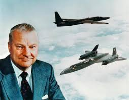 Mr Skunkworks. The engineer's engineer, Kelly Johnson. U2 and SR 71 being  just the vehicles to become reality from…   Sr 71 blackbird, Kelly johnson  engineer, Sr 71