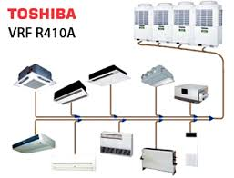 toshiba air conditioners vrf systems smms outdoor units model