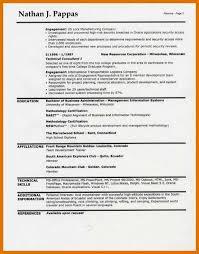 Resume Headings New Download 28 Resume Headings Samples Selected Samples Wwwmhwaves