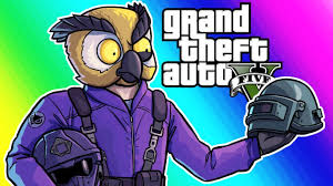 GTA 5 Online Funny Moments - Motor Wars! - YouTube
