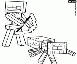 Disegni Di Minecraft Da Colorare E Stampare