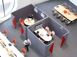 interior design for office furniture. Infographic: Agile Working Interior Design For Office Furniture
