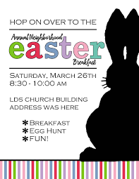 what teach me neighborhood easter flyer here s a blank one in case you need something for your upcoming easter party